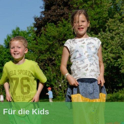 """Wir bieten tolle Aktionen für die Kids auf unserem """"We are family Day"""""""