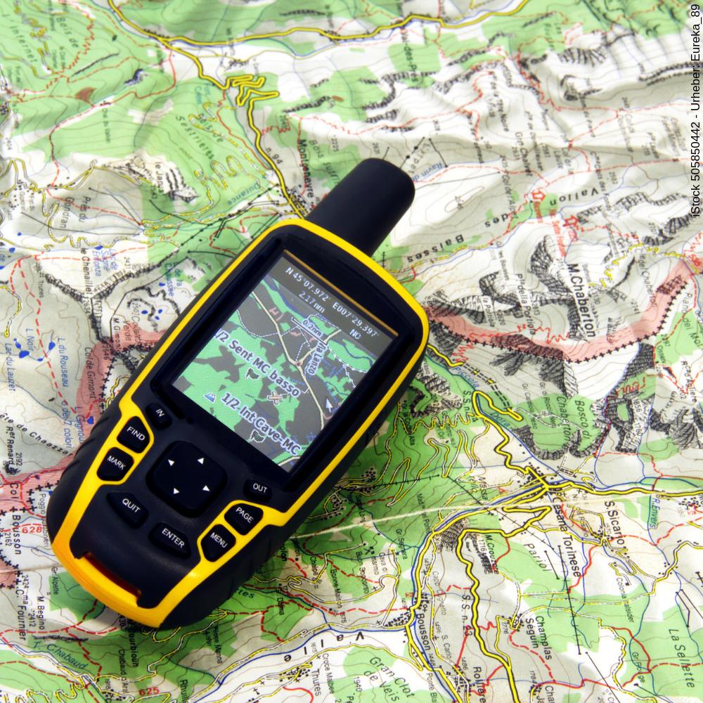 GPS Tour für ein spannendes Event
