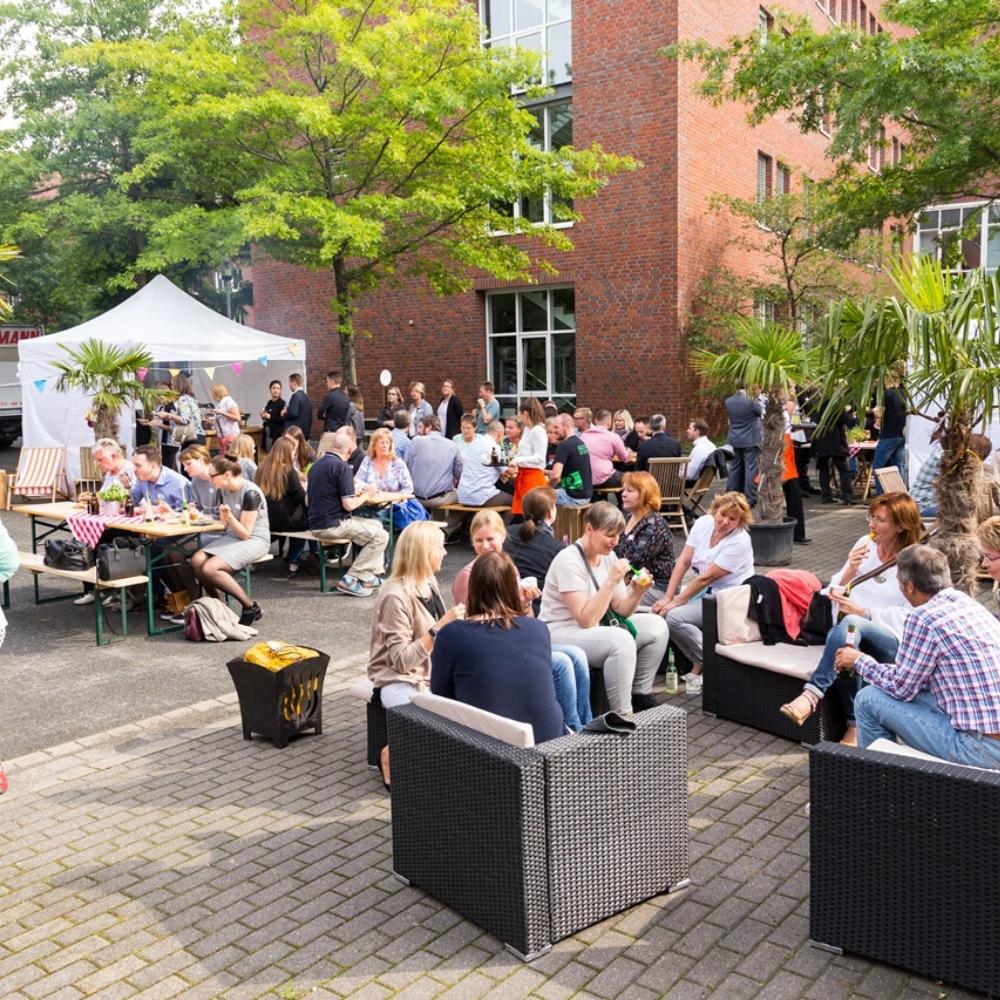 Partyservice Hannover - Genießen Sie Ihr Sommerfest
